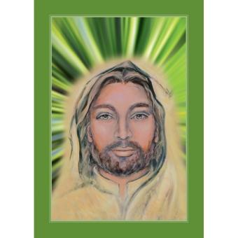 Poster - Jezus Goddelijkheidsactivatie (A3 verticaal)
